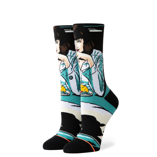 Stance Socks MIA BOOTH Teal