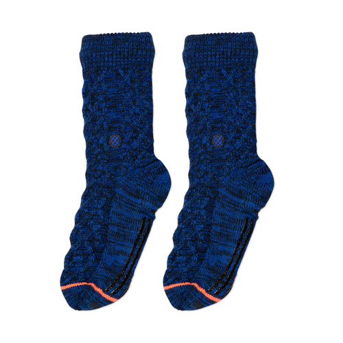Stance Socks Cheri Blue Slipper Sock