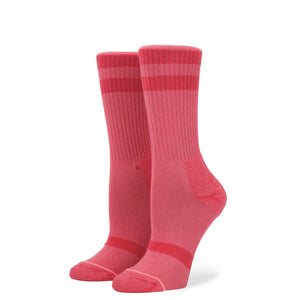 Stance Classic Uncommon Crew Socks Red