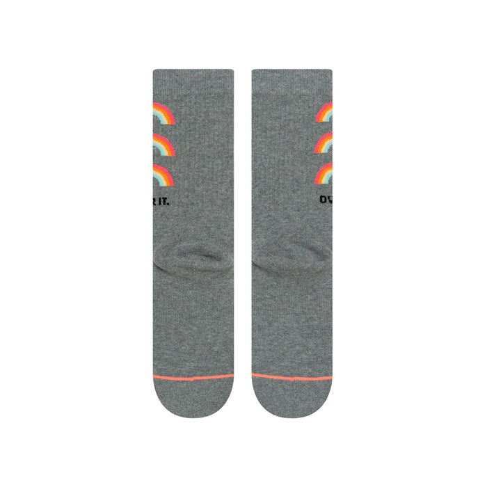 Stance Socks No Doubt Crew Grey