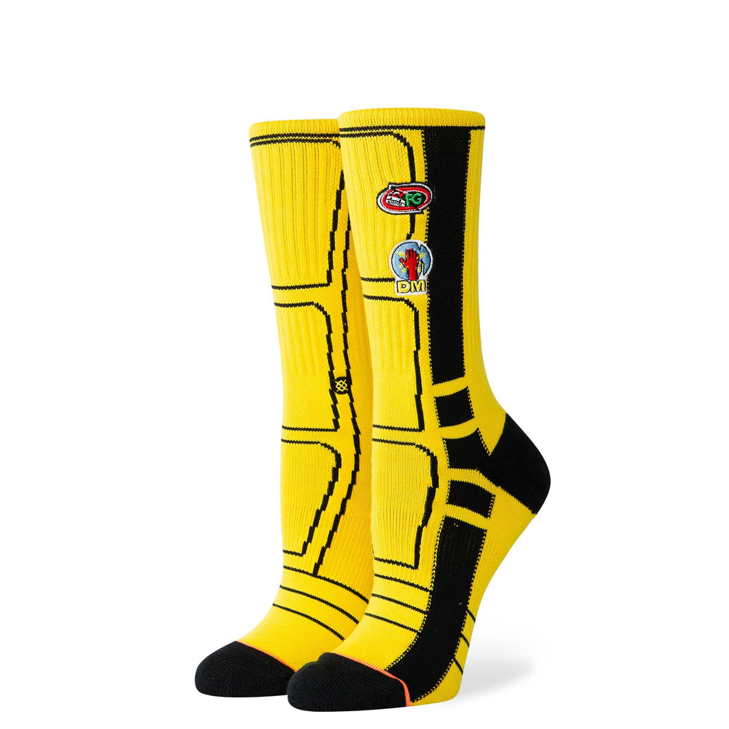Stance Socks Kb Bride Jacket Yellow