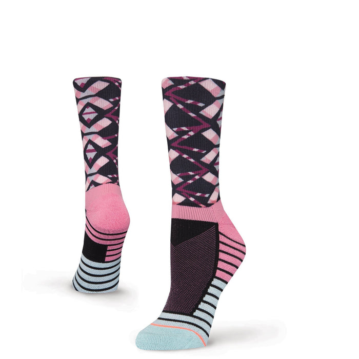 Stance Socks Axis Crew Purple