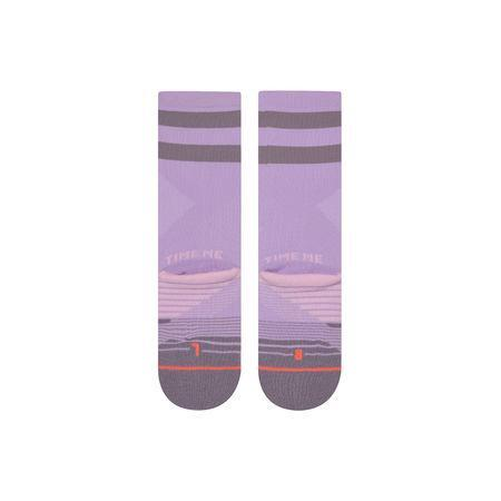 STANCE SOCKS TIME ME CREW SOCK IN Lavender