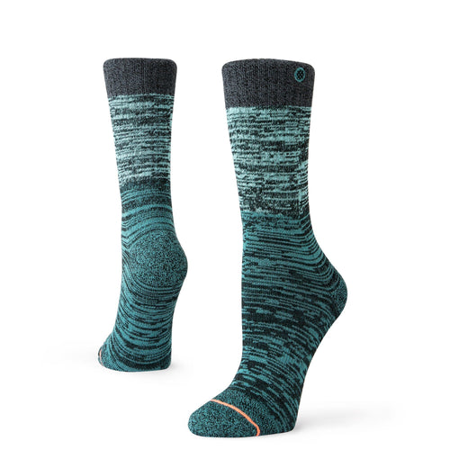 Stance Hiking Socks Agate Outdoor Teal