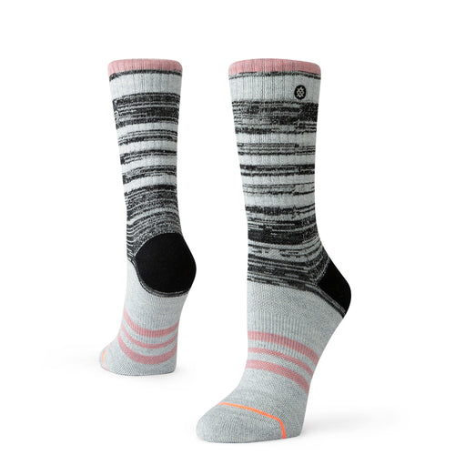 Stance Hiking Socks Uncommon Twist Outdoor Grey