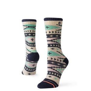 Stance Socks Womens Adventure San Juan Outdoor Navy