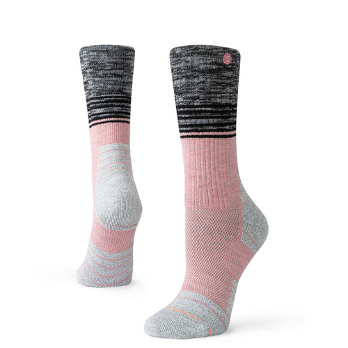 Stance Socks Uncommon Twist Hike Grey heather