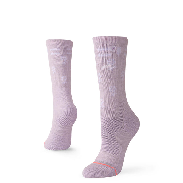 Stance Socks Womens Adventure Bristlecone Hike Violet