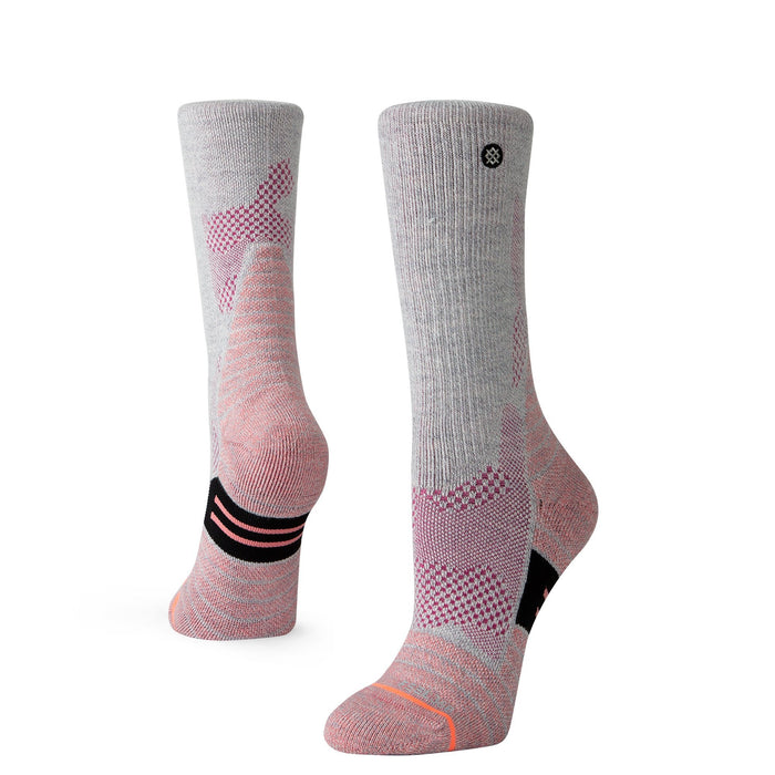 Stance Hiking Socks Uncommon Twist Trek Grey