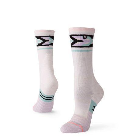 Stance Socks Mushroom Mountain Trek Natural