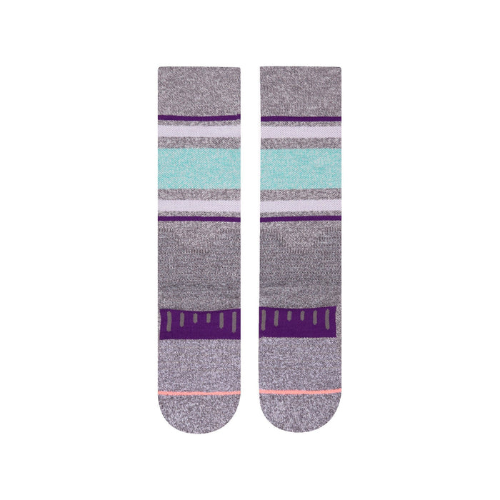 Stance Socks Snow Outposts Grey