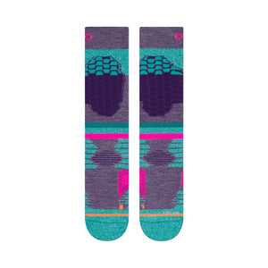 Stance Socks Snow Stevens W Purple