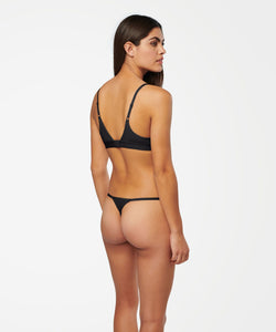 Stance Intimates String Thong Nylon Black