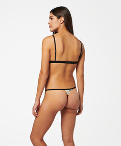 Stance Intimates String Thong Nylon Creative camo