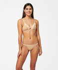 Load image into Gallery viewer, Stance Intimates String Thong Nylon Natural
