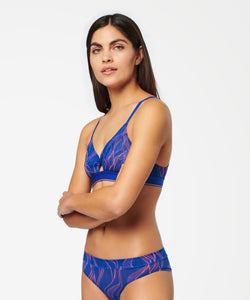 Stance Underwear TWISTED TRIANGLE SHEER Cobalt blue