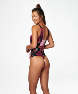 Stance Intimates Bodysuit Thong Midnight
