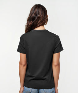 Stance T-shirts Primer Womens Black fade