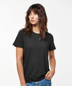 Stance T-Shirts WOMENS PRIMER 2 PACK Black fade