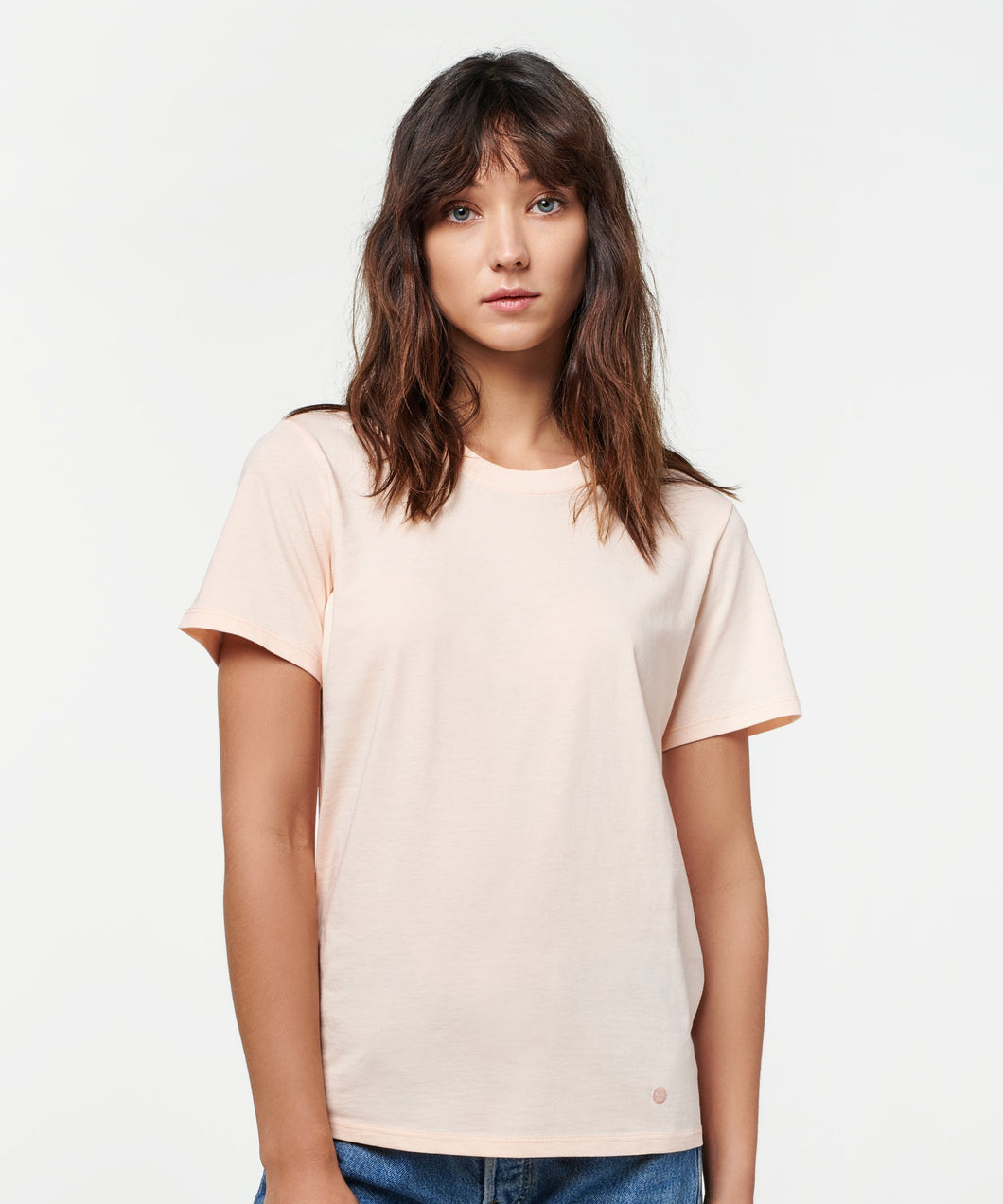 Stance T-shirts Primer Womens Pale peach