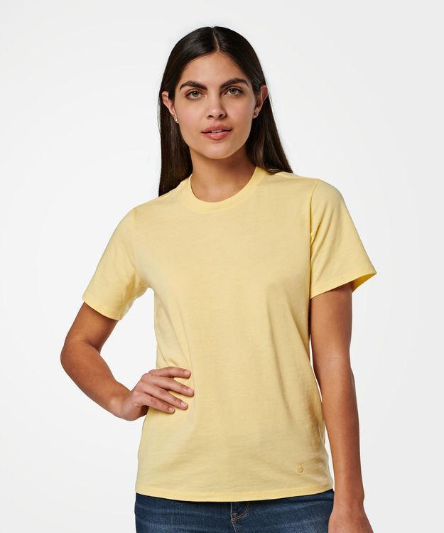 Stance T-Shirts PRIMER WOMENS Yellow