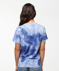 Load image into Gallery viewer, Stance T-Shirts SHELTER POCKET T-SHIRT WOMENS Blue dye