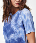 Load image into Gallery viewer, Stance T-shirts Shelter Pocket Womens Blue dye
