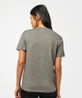 Load image into Gallery viewer, Stance T-Shirts Shelter Pocket Womens Dark Grey Heather