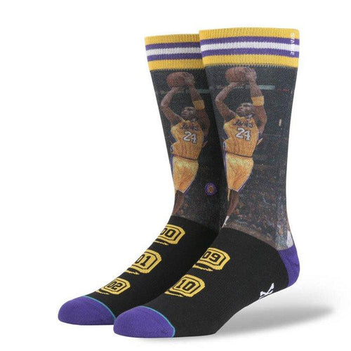 Stance Socks MAMBA 24 Purple