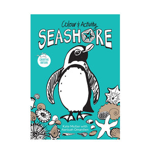 Seashore Activity Book