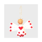Bright Angel Felt Decoration