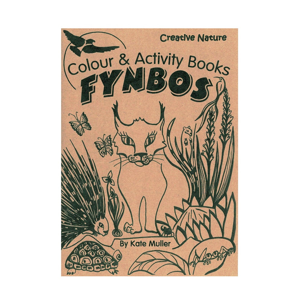 Fynbos Activity Book