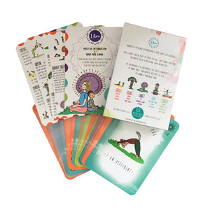 I Am - Yoga & Affirmation Cards