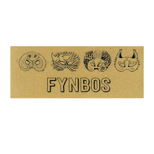 Fynbos Colouring Masks