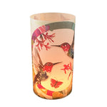 Hummingbird Candle Shade - Sharon B Design
