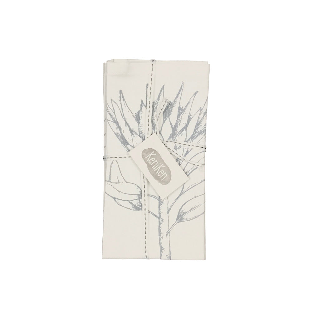 King Protea Napkin (Set of 4)
