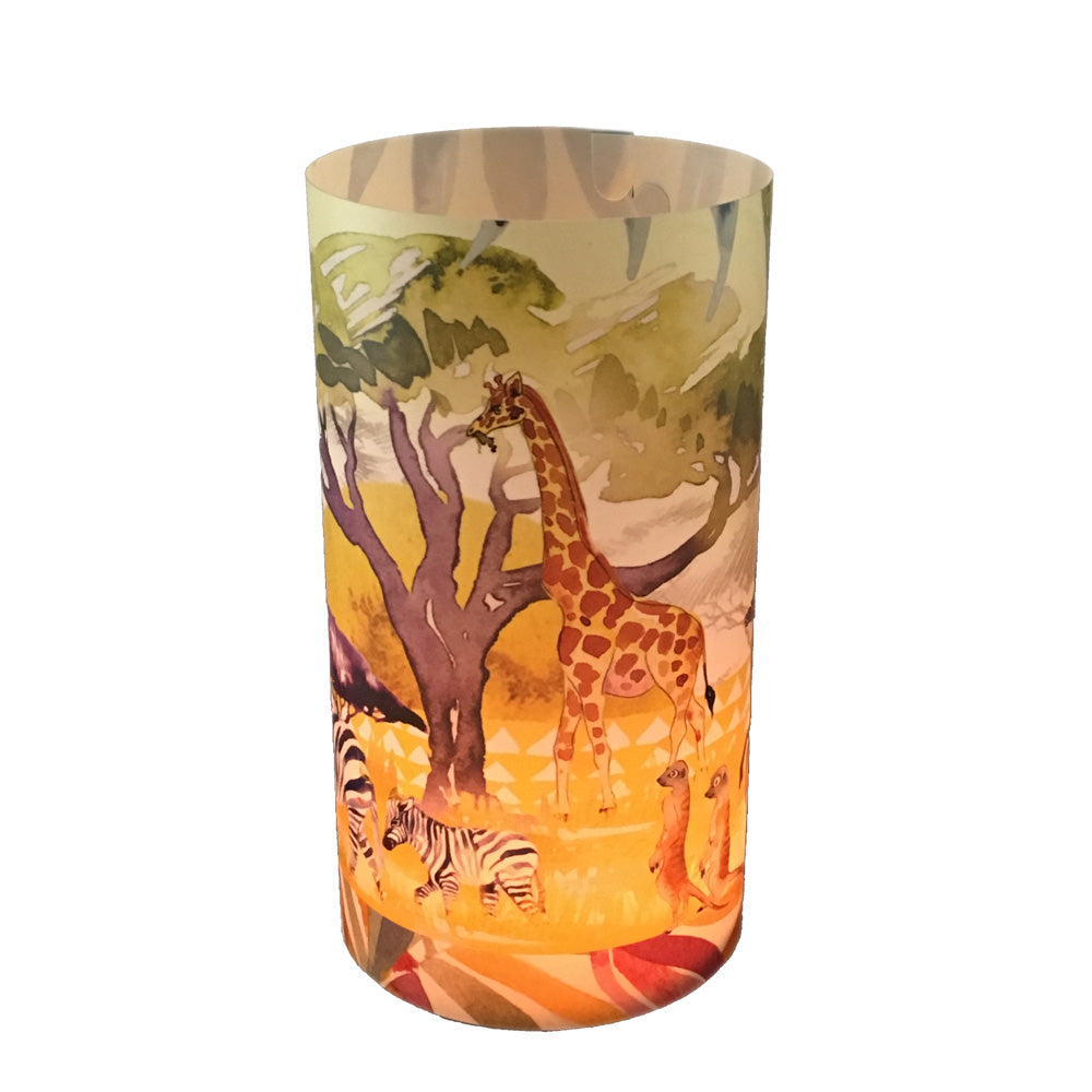 Savannah Candle Shade - Sharon B Design