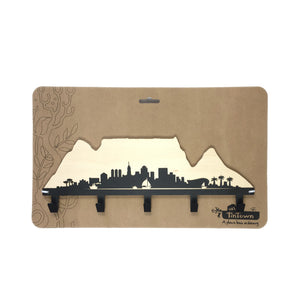 Wooden Table Mountain Hook - TinTown