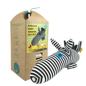 African Sock Animal DIY Kit