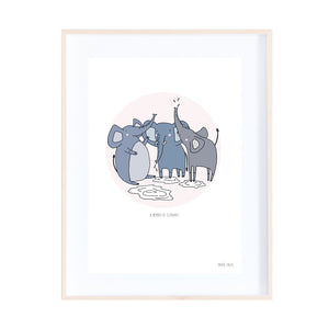 Paper-Tales Original Artwork Print