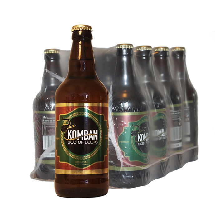 Indian Lager 500 ml (Case of 12)