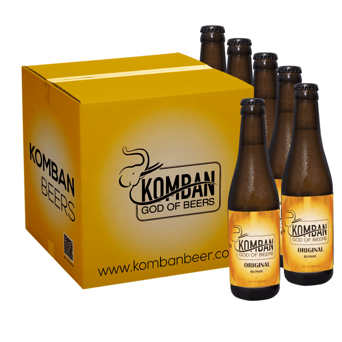 Blonde 330 ml (Case of 12)