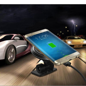 [QI Wireless Charger Pad For All New Phones] - Banba International Trading Ltd.