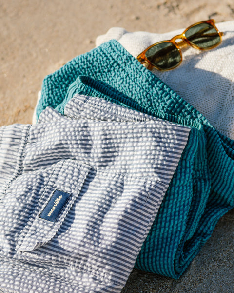 Morville Originals Swim Shorts Beach Bundle