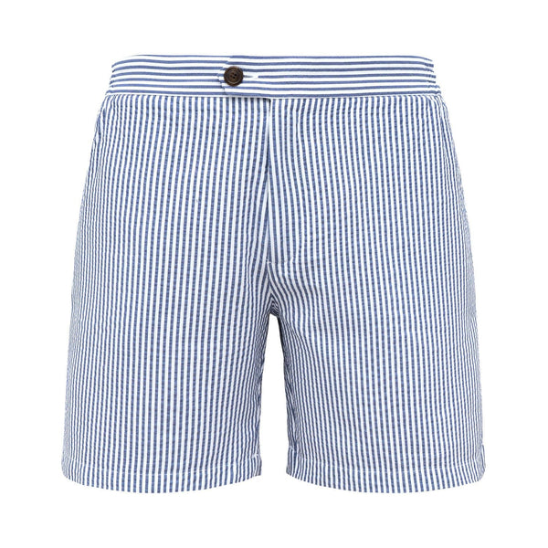 Tailored Originals Swim Shorts - Blue