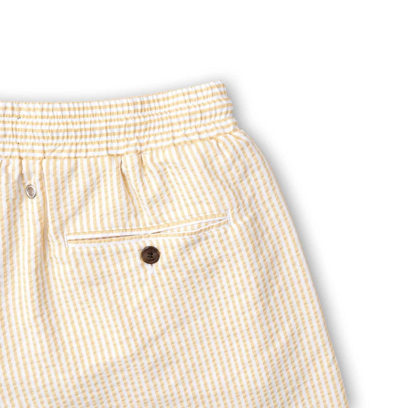 Classic Originals Swim Shorts - Yellow - Morville