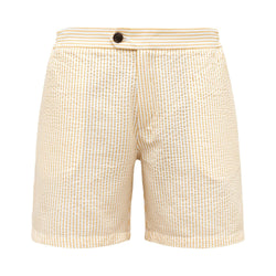 Tailored Originals Swim Shorts - Yellow - Morville