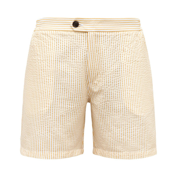 Tailored Originals Swim Shorts - Yellow