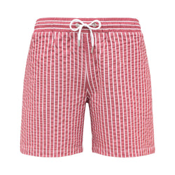 Classic Originals Swim Shorts - Persian Red - Morville