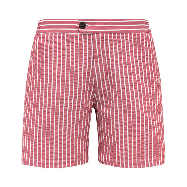 Tailored Originals Swim Shorts - Persian Red